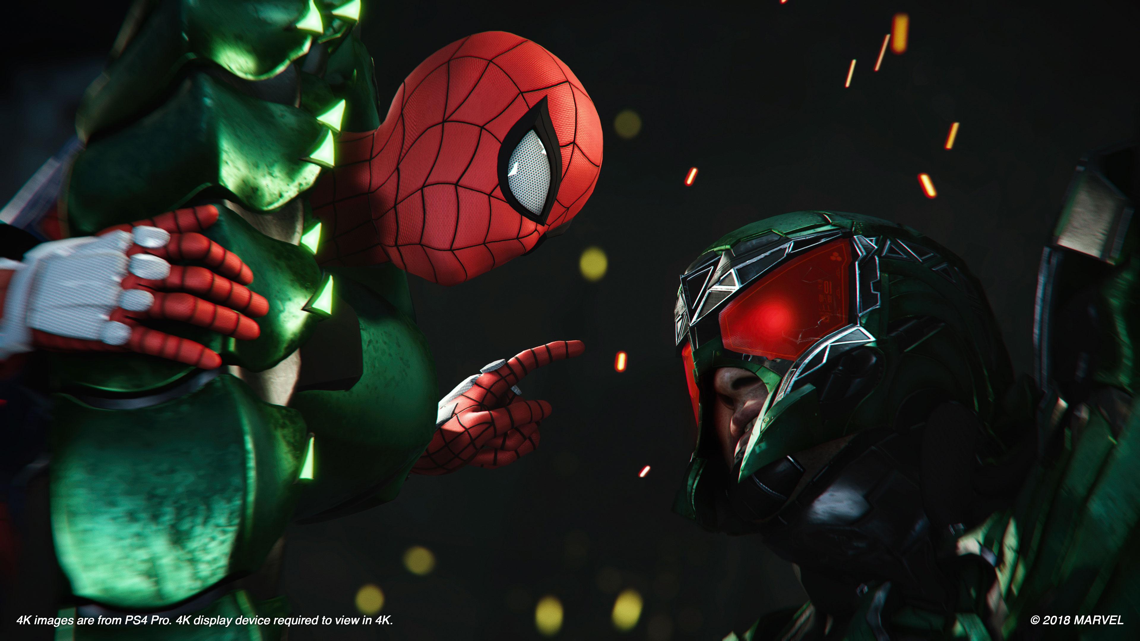 Marvel's Spider-Man | Insomniac Games